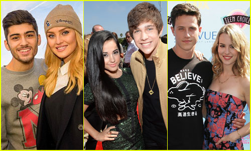 Just Jared Jr's Celebrity Split Recap of 2015