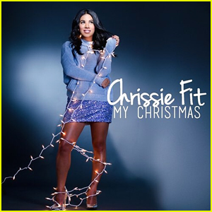Chrissie Fit Debuts 'My Christmas' EP - Listen To It Here!