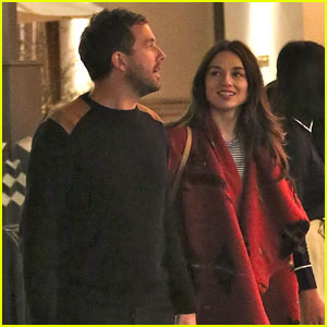 Crystal Reed Hits Up The Grove for Holiday Shopping With Boyfriend Darren McMullen