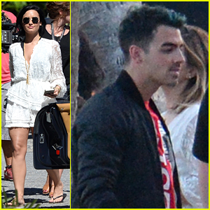 Demi Lovato & Joe Jonas Are Doing 'Something Big' With Victoria's Secret!