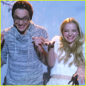 Dove Cameron & Ryan McCartan Cover 'All I Want For Christmas Is You'