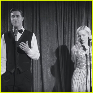 Dove Cameron & Ryan McCartan Debut Dreamy 'Have Yourself A Merry Little Christmas' Cover Vid - Watch Here!