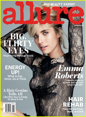 Emma Roberts Opens Up About Not Photoshopping Her Aerie Shoot