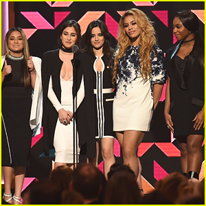 Fifth Harmony Thank Their Moms At Billboard's Women in Music 2015