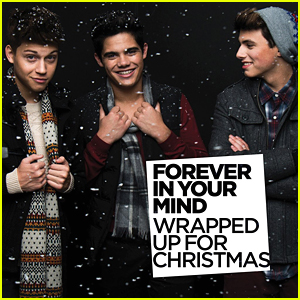 Forever In Your Mind Drops 'Wrapped Up For Christmas' Music Video - Watch Here!
