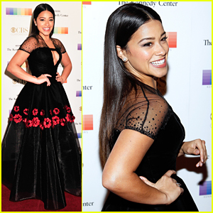 Gina Rodriguez Is Picture Perfect At Kennedy Center Honors 2015!