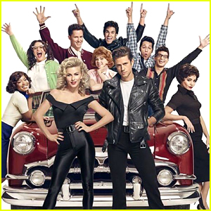 Jordan Fisher Drops 'Grease Live' Group Poster; Live Audiences To Be Used In Production