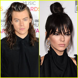 Harry Styles & Kendall Jenner Seen Together in Anguilla