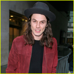 James Bay Responds to His Three Grammy Nominations!
