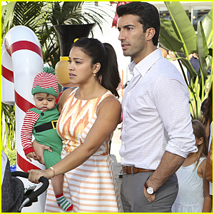 It's Mateo's First Christmas On 'Jane The Virgin's Winter Finale Tonight!