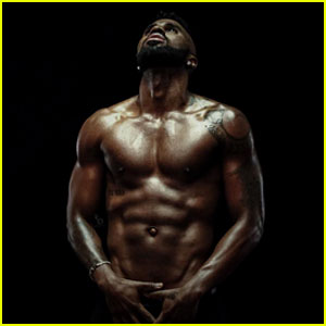 Jason Derulo Works Hard for His Famous Abs