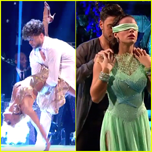 Jay McGuiness & Georgia May Foote Make Final Three on 'Strictly Come Dancing' 2015 - Watch Their Performances!