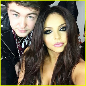 Jesy Nelson on Wedding to Jake Roche: 'There's No Rush For Us'