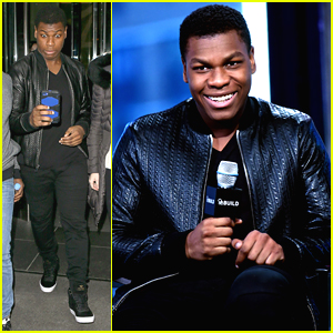 Where Will John Boyega Be On 'Star Wars The Force Awakens' Release Day?