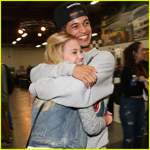 Jordan Fishers's Throwback Dubsmash With Olivia Holt Will Have You Missing Their Friendship More Than He Does