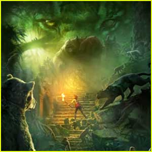'The Jungle Book' Debuts Living Poster - See It Here!