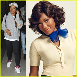 Keke Palmer Shares First Promo Pic Of Marty For 'Grease: Live'