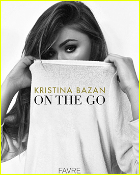 Beauty Blogger Kristina Bazan Announces New Book 'On The Go' - Out Now!