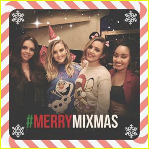 Listen to Little Mix's Christmas 2015 Playlist!