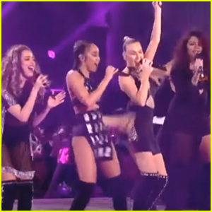 Little Mix Slay 'Black Magic' Performance at BBC Music Awards - Watch Now!