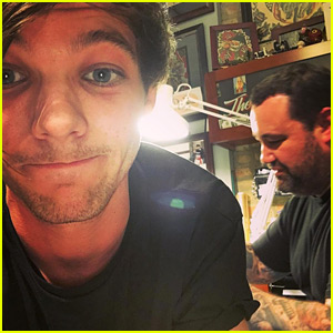 Louis Tomlinson Celebrates His Birthday with a Special Tattoo!