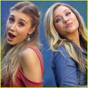 Maddie & Tae Debut New 'Shut Up and Fish' Music Video - Watch Now!