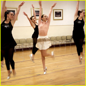 Watch Maddie Ziegler Dance With the NYC Rockettes!