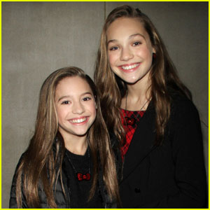 Maddie Ziegler Stops by 'Today' Amid 'Dance Moms' Exit Rumors