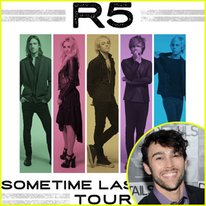 Singer Max Joins R5's 'Sometime Last Night Tour'