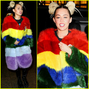 Did Miley Cyrus Just Walk Her Last Red Carpet?