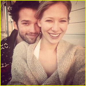 Nathan Kress & Wife London Celebrate Their One Month Anniversary With Sweet Messages To Each Other