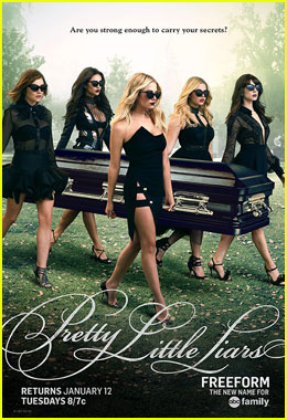 'Pretty Little Liars' Gets Another New Poster!