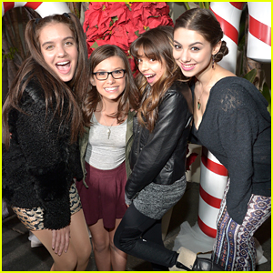 Kira Kosarin & Brec Bassinger Catch Screening Of Nickelodeon's 'Ho ...