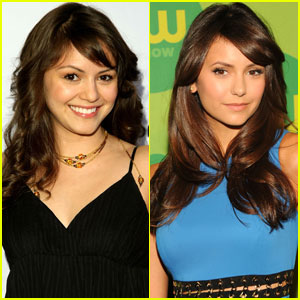 This New 'Vampire Diaries' Villain Looks Just Like Nina Dobrev!