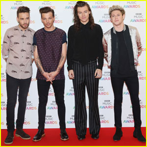 One Direction Attends BBC Music Awards 2016!