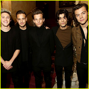 One Direction Had the Most Popular Tweets of 2015!