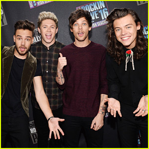 Watch One Direction's NYE Performances Here! (Video)