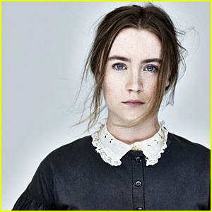 Saoirse Ronan as Abigail Williams in 'The Crucible' - First Photo!