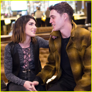 Shenae Grimes & Josh Beech Enjoy Romantic Getaway to Palm Springs!