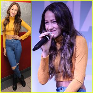 Skylar Stecker Covers Alessia Cara's 'Here' In Miami