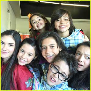 Jenna Ortega & 'Stuck In The Middle' Cast Share Cute Instagrams - See Them All!