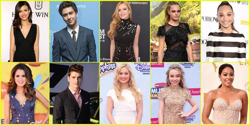 JJJ Style Stars of 2015: Sabrina Carpenter, Victoria Justice, Gina Rodriguez & More Make #6-15!