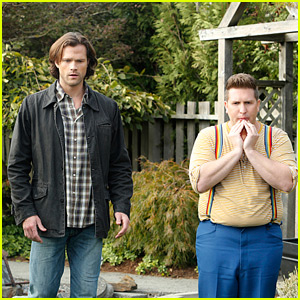 Sam's Imaginary Friend Shows Up on Tonight's All-New 'Supernatural'