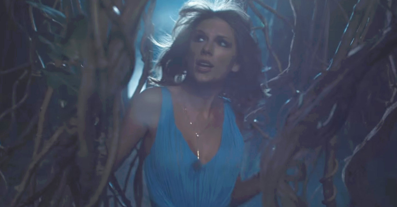 what is taylor swifts new song out of the woods about