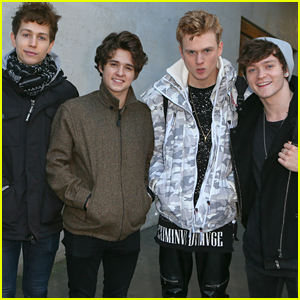 The Vamps To Drop New Version Of 'Kung Fu Fighting' For 'Kung Fu Panda 3'!