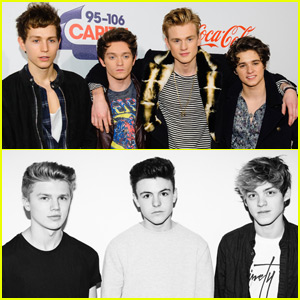The Vamps Sign Second Act to Their Label - New Hope Club!