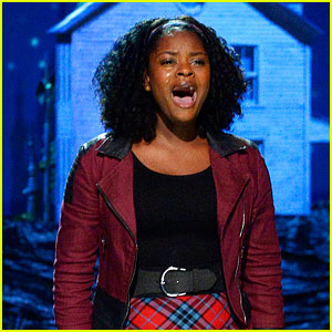 The Wiz's Shanice Williams Slays with 'Home' - Watch Video!