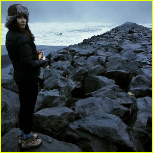 Troian Bellisario & Patrick J. Adams Share Adventurous Photos in Iceland!