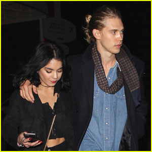 Austin Butler Attends The Weeknd Show With Vanessa Hudgens After Sharing Inspiring Message