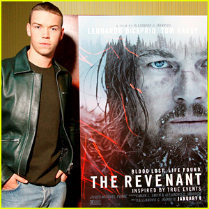 Will Poulter Promotes 'Revenant' With Q&A in Philadelphia